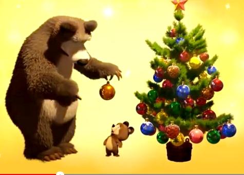 Папа пальчик мама пальчик мультфильм на русском все